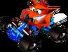 Crash Team Racing Crash Bandicoot In-Kart