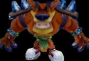 Crash Bandicoot N. Sane Trilogy Tiny Tiger