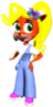 Crash 2-3 Coco Bandicoot