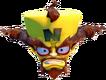 Crash Bandicoot N. Sane Trilogy Doctor Neo Cortex Head in Vortex