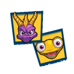 Spyro portraits pack