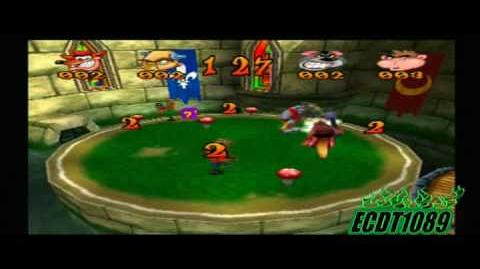 Crash Bash Mallet Mash Trophy Challenge