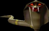 Crash Bandicoot 3 Warped Cobra
