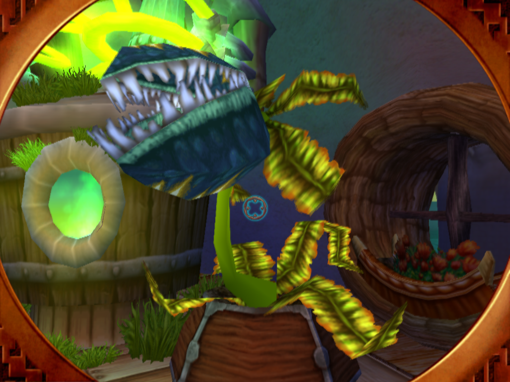 Venus Fly Trap Bandipedia Fandom Powered By Wikia Flytrap Robots Can Hunt And Catch Bugs For Meals Jak Daxter