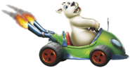 Polar nitro fueled