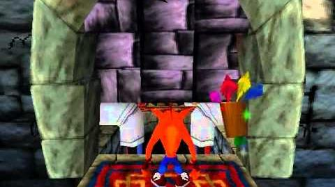 Crash Bandicoot Prototype, Part 28 The Lab-0