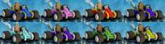 Retro Kart Collage V3