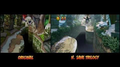 Un-Bearable Transformation - Crash Bandicoot N