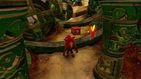 "Crash Bandicoot ""N"