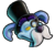 CTRNF-Gentleman Ripper Roo Icon