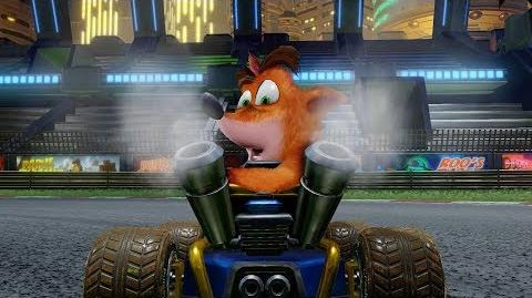 Crash Team Racing Nitro-Fueled Reveal Trailer