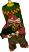 Dingodile Crash Bandicoot The Wrath of Cortex
