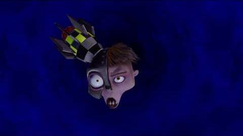 Crash Bandicoot 3 N. Sane Trilogy Dr. N. Gin boss -ps4