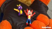 Crash Spyro Microblocks