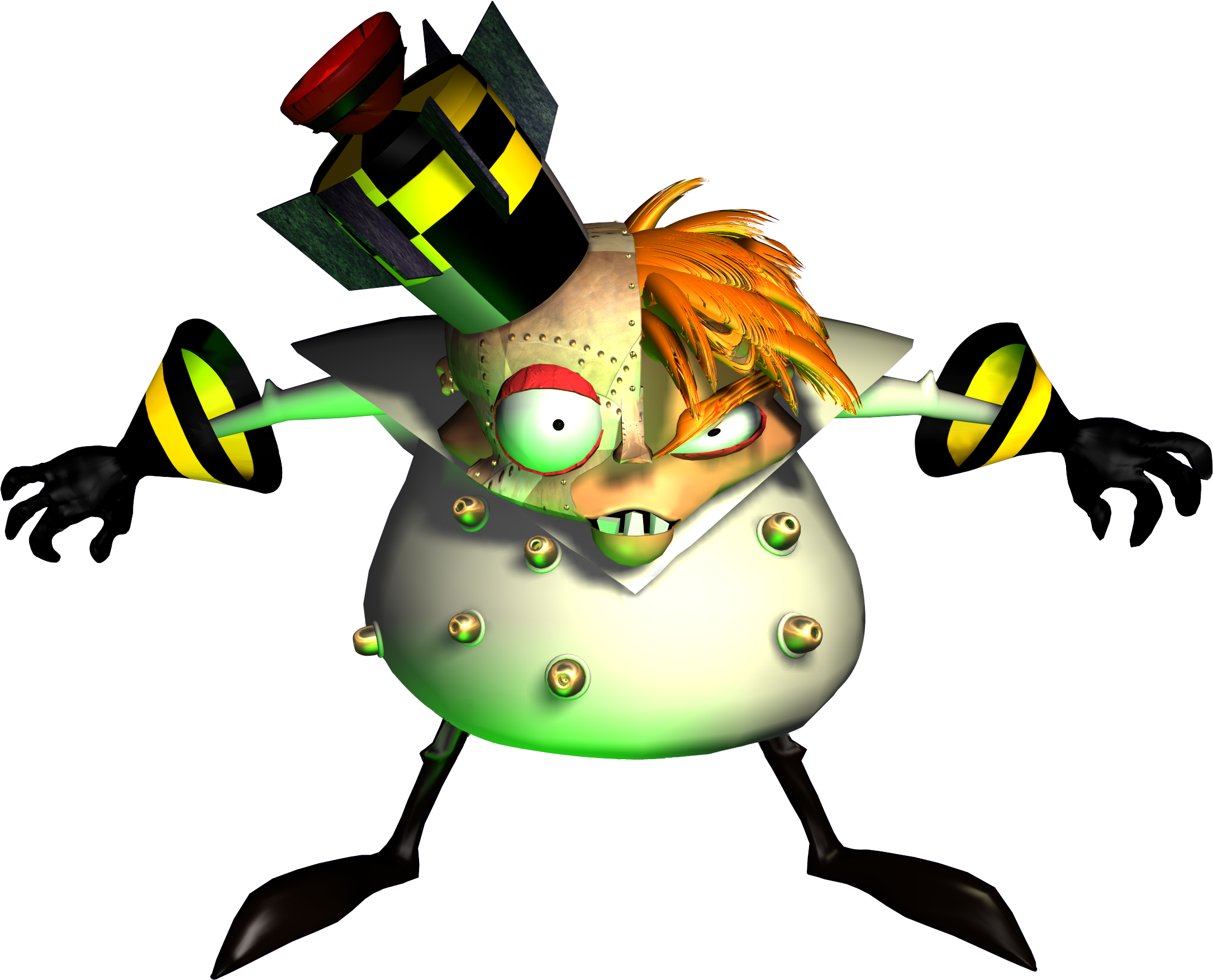 What Is A Crate Engine Wiki >> Image - Crash Bandicoot 2 Cortex Strikes Back Doctor N. Gin Promo.png | Bandipedia | FANDOM ...