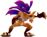 Crash Bandicoot Mind over Mutant Snipe