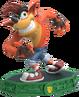 Crash Skylanders Figure