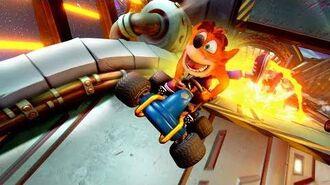 Crash Team Racing Nitro-Fueled – Gameplay Launch Trailer