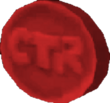 CTR Token Red