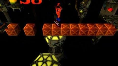 Crash Bandicoot - E3 Beta Version, Part 22 Generator Room