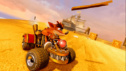Crash Team Racing Nitro-Fueled Team Cortex Kart