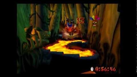 Dino Might! - Platinum Relic - Crash Bandicoot 3 Warped - 105% Playthrough (Part 45)