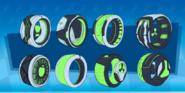Atomic wheel concept
