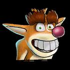 CTRNF-Chipmunk Fake Crash Icon