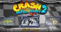 Crash Bandicoot Nitro Kart 2 Start Screen.png
