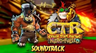 OST Crash Team Racing Nitro Fueled - Megamix Mania MUSIC