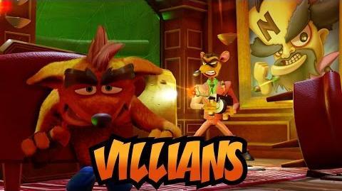 Villains Crash Bandicoot N