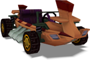 Crash Tag Team Racing Slave Driver