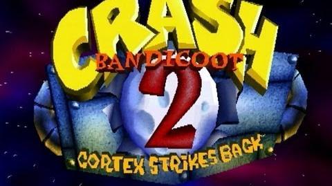 Crash Bandicoot 2 Beta, Part 1 Intro