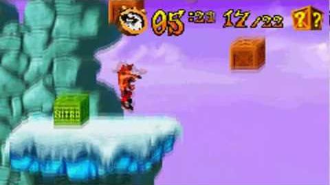 Crash Bandicoot Purple 99% Part 10 (Crate Step)