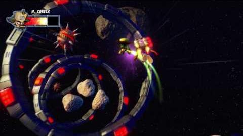 Crash Bandicoot N. Sane Trilogy Cortex strikes Neo Cortex Boss fight