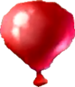 Crash Bash Red Balloon