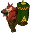 Dingodile The Wrath of Cortex