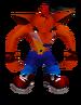 Crash Bandicoot Crash 2 Cortex Strikes Back