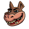 Dingodile sticker