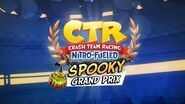 Crash Team Racing Nitro-Fueled – Spooky Grand Prix Intro