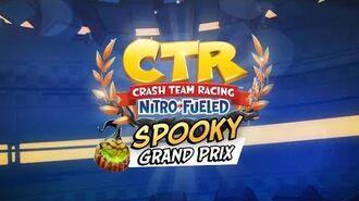 Crash Team Racing Nitro-Fueled – Spooky Grand Prix Intro