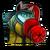 CTRNF-Biohazard Hazmat Dingodile