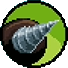 CNK2 tyre spike icon