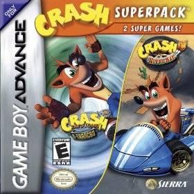 crash bandicoot 2 n tranced gba