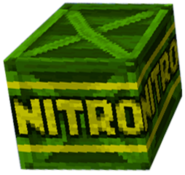 Crash Bandicoot 2 Cortex Strikes Back Nitro Crate