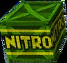 Crash Bandicoot 2 Cortex Strikes Back Nitro Crate