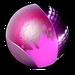 Atomic pink paint