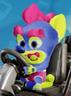 Baby crash plush