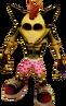 Crash Bandicoot N. Sane Trilogy Skeleton Crash Bandicoot