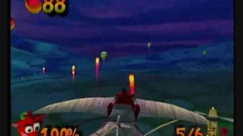 Crash Bandicoot The Wrath Of Cortex - 106% & All Platinums, Part 2 Tornado Alley